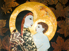 Madonna And Child