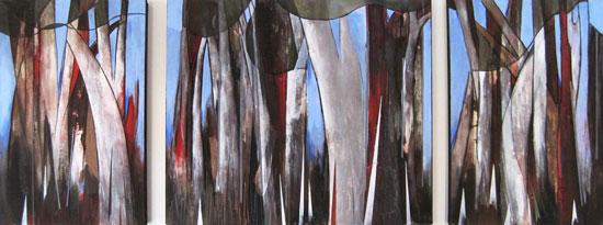 Vincentia (Triptych)