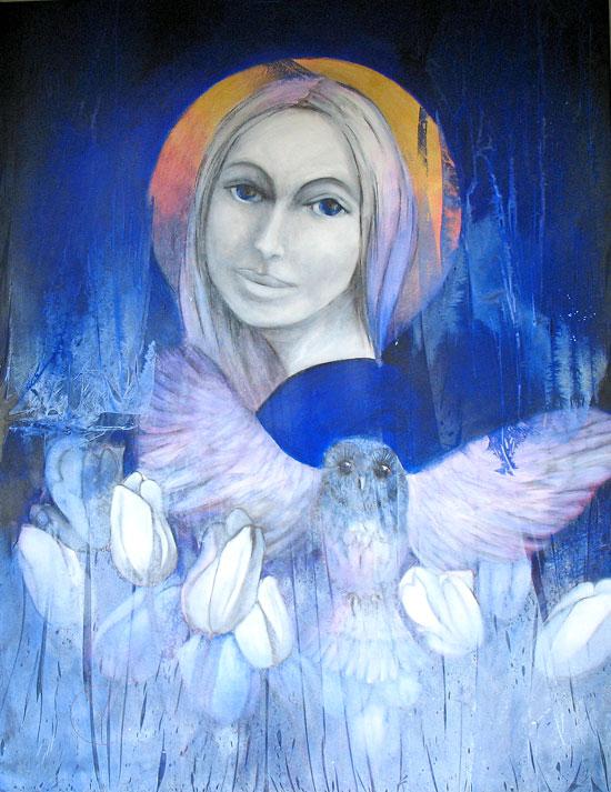 Athena – Goddess of Wisdom no2