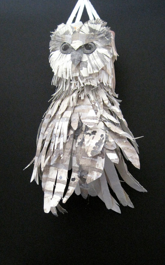 Owl Couture II