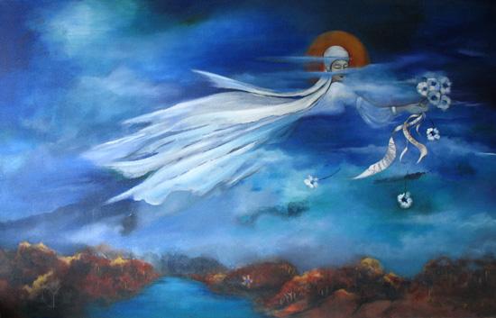 The Flight of Wisdom